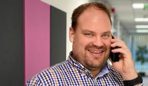 Rätingin toimitusjohtaja Mikko Sipilä